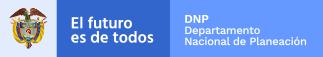logo DNP Departamento nacional de planeacion