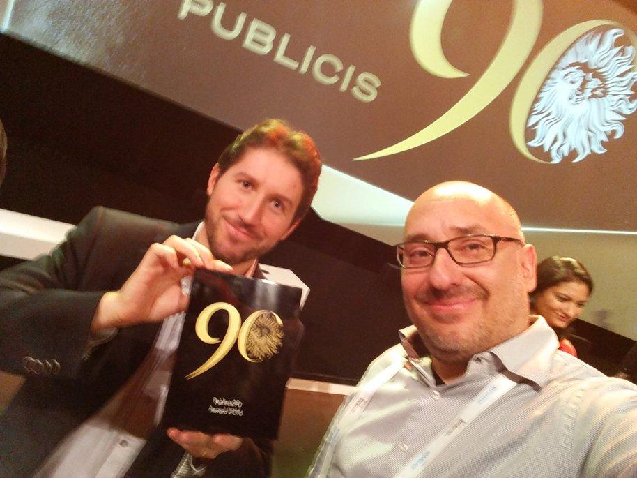 Eduvolución ahora Zalvadora ganadora en #VivaTechnology Paris 2016, Premio Publicis90